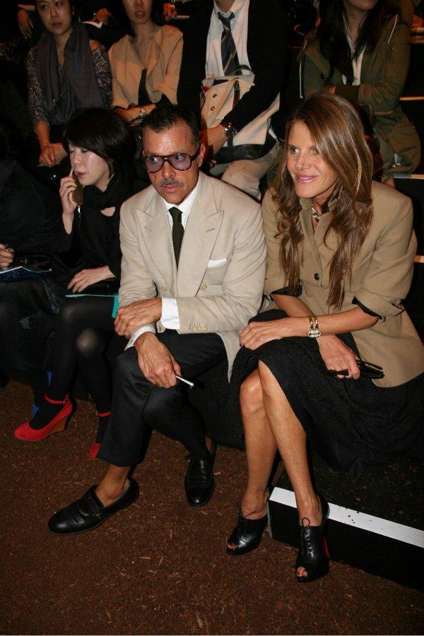 Джордж Кортина и Анна Делло Руссо (George Cortina and Anna Dello Russo)