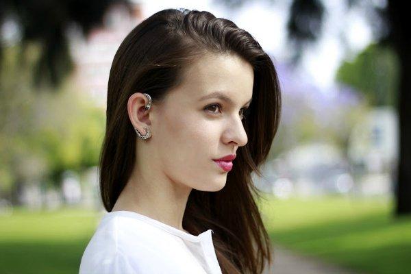 Каффы – украшения для ушей