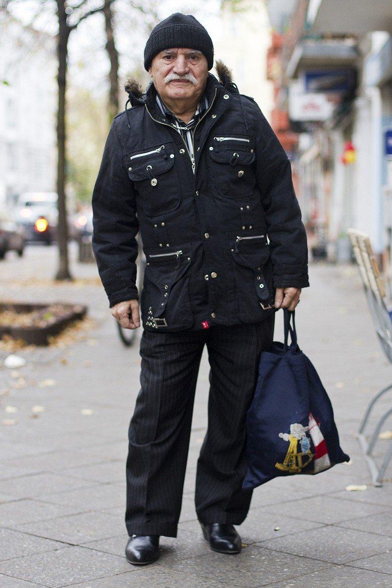 Мода для мужчин за 60 фото